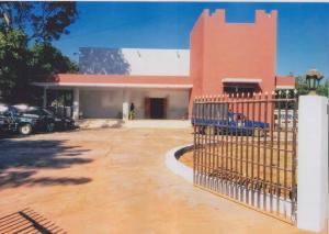 রাজনগর উপজেলায় রাজনগর কেন্দ্রীয় শাহী ঈদগাহ উন্নয়ন প্রকল্প। প্রাক্কলিত ব্যয় - ১০,০০,০০০.০০ টাকা।